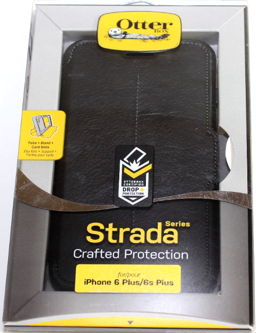 Original OtterBox STRADA SERIES Leather Wallet Case for iPhone 6 Plus/6S Plus