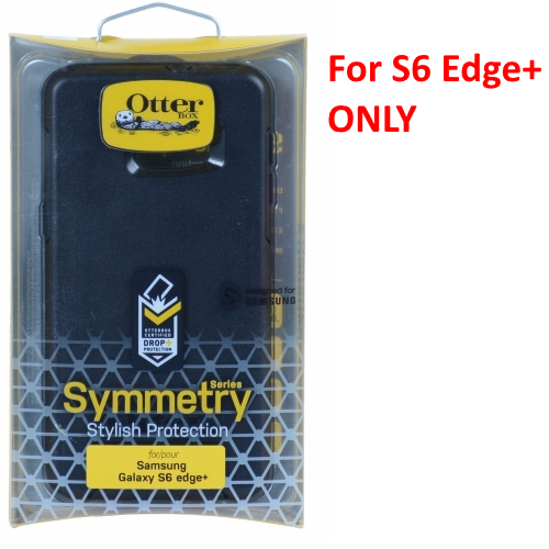Authentic OtterBox Symmetry Series Case Cover For Samsung Galaxy S6 Edge+