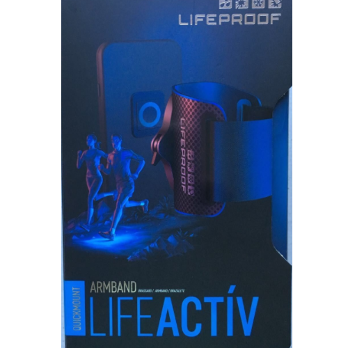 LifeProof Accessories LifeActiv QuickMount Armband Arm Strap Mount Holder