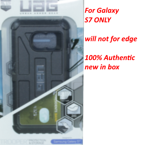 cheap for discount 76d06 db7da UAG Trooper Impact Resistant Wallet Card Case Cover For Samsung ...
