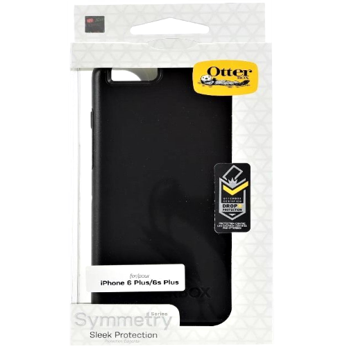 New OtterBox Symmetry Series Case for iPhone 6s PLUS & iPhone 6 PLUS Black