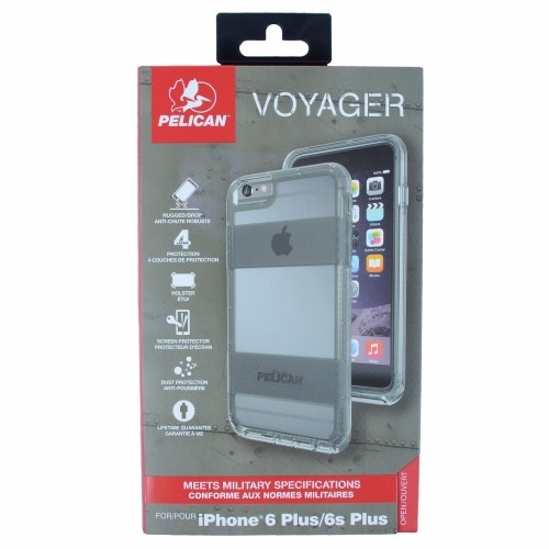 Original Pelican Voyager Series Case & Holster Blet Clip For iPhone 6S/6 Plus