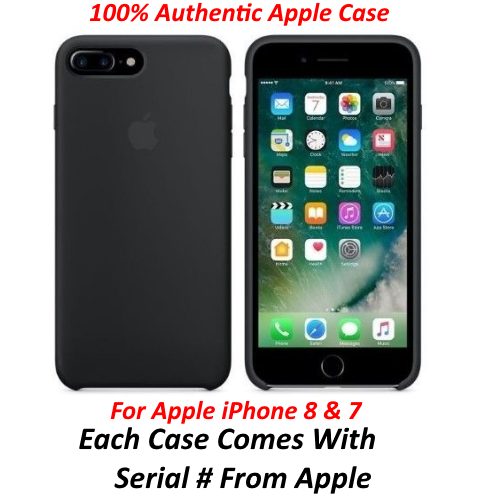 Each Case Comes With Serial # From Apple