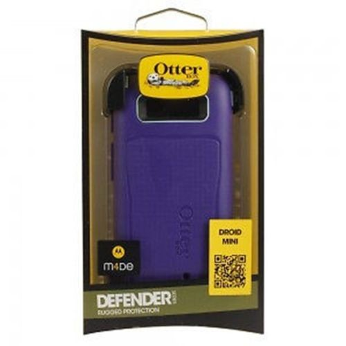 100% Authentic OtterBox Defender Series Cover Case For Motorola Droid Mini Lilly