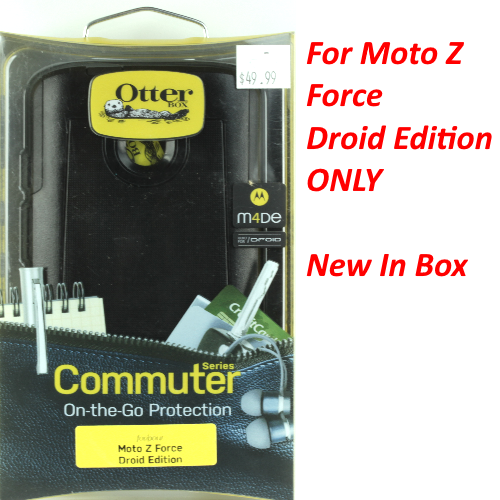 OtterBox COMMUTER SERIES Case for Motorola Moto Z Force Droid Edition