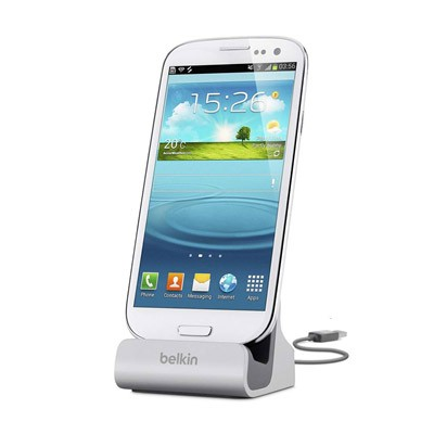 Belkin Charge + Sync Dock  4 ft in lenght for Samsung Galaxy Devices