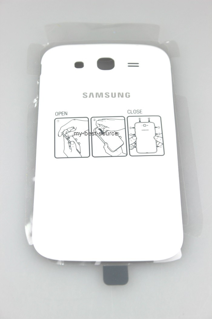 New Original White Battery Door Cover For Samsung Galaxy Grand Neo GT-I9060/DS