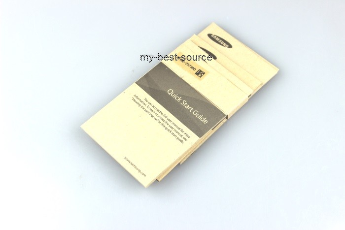 New Hard Copy User Guide Manual For Samsung Galaxy Grand Neo GT-I9060/DS