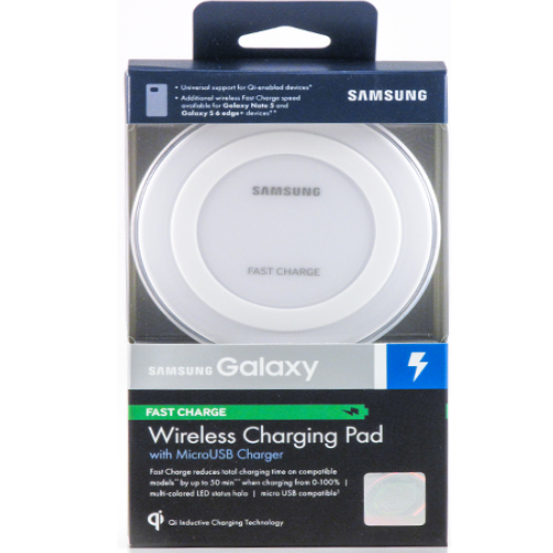 Samsung Fast Charge Qi Wireless Charging Pad For Galaxy Note 5,Galaxy S6 edge+