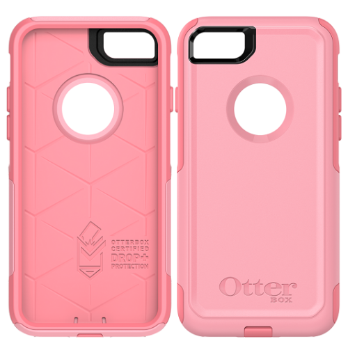 Authentic OtterBox Commuter Case For iPhone 8 PLUS iPhone 7 PLUS Rosemarine Way