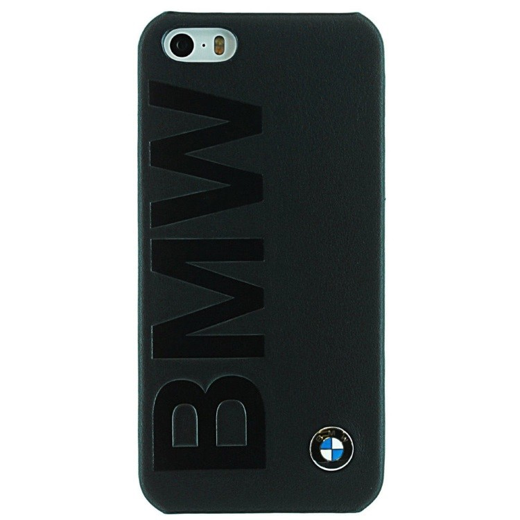 Official BMW Signature Collection Leather Finished Case For iPhone 5/5S & SE
