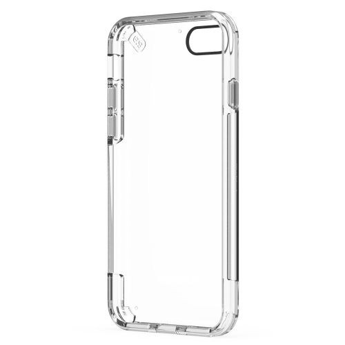 Authentic PureGear Slim Shell Case Cover For iPhone 6S Clear Crystal Frozen Ice