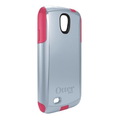 New OtterBox Commuter Case for Samsung Galaxy S4 Gray/Pink Cover OEM Original