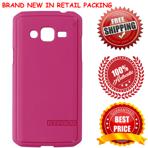 Body Glove Satin case for Samsung Galaxy J3 J320F,J320A ,J320P,J3109 Pink