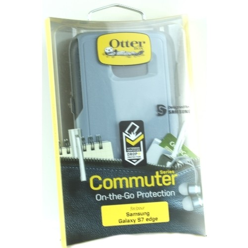 Genuine OtterBox Commuter Cover Case For Samsung Galaxy S7 Edge Whetstone Way
