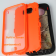 Samsung Defender Built In Screen Case + Holster Pouch for Galaxy S6 Camo Orange